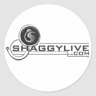 shaggylive Stickers