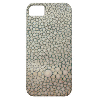 Shagreen Beige Case For The iPhone 5