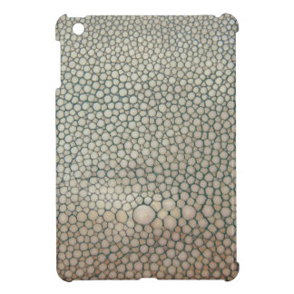 Shagreen Beige iPad Mini Covers