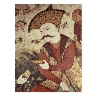 Shah Abbas I Postcard