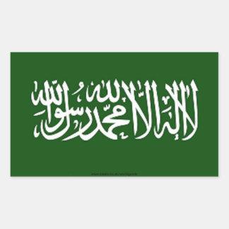 Shahada Islamic stickers