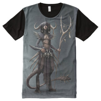 Shakal The Half-Formed All-Over-Print T-Shirt