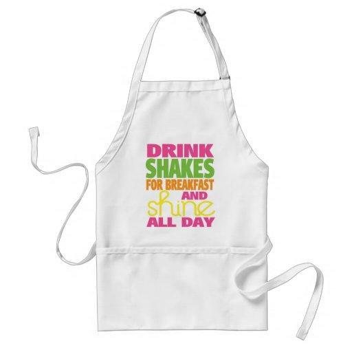 Shake and Shine Apron