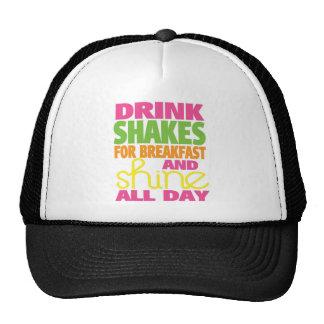 Shake and Shine Trucker Hat