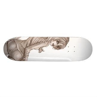 Shake Away the Sadness Custom Skateboard