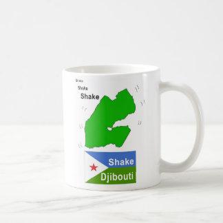 Shake Djibouti Coffee Mug