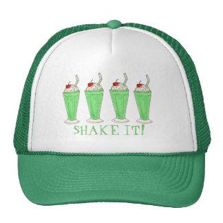 Shake It Shamrock St. Patrick's Day Milkshake Hat