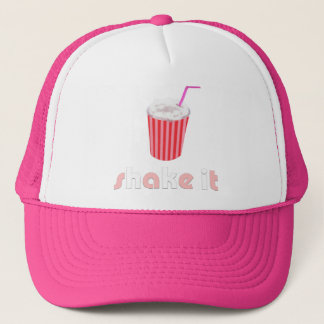 shake it trucker hat