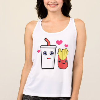 Shake With Fries Tank Top