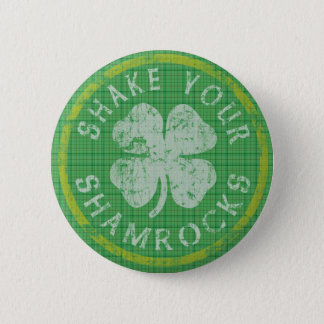 Shake Your Shamrocks Button