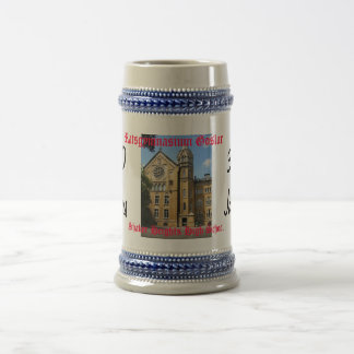 Shaker-Goslar Exchange 30 years (RG Ed.) Beer Stein
