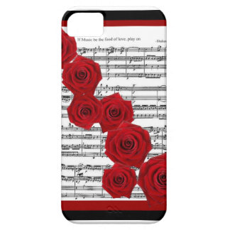 SHAKESPEARE - IF MUSIC BE THE FOOD OF LOVE PLAY ON iPhone 5 COVERS
