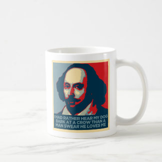 Shakespeare Mug - Bark At The Moon