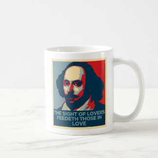 Shakespeare Mug - Lovers