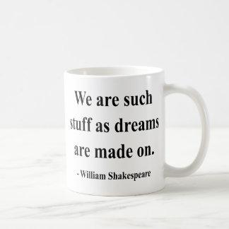 Shakespeare Quote 2a Classic White Coffee Mug