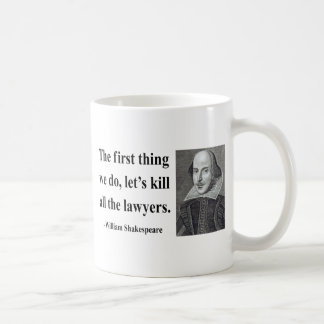 Shakespeare Quote 4b Classic White Coffee Mug