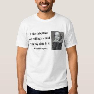Shakespeare Quote 6b Shirt