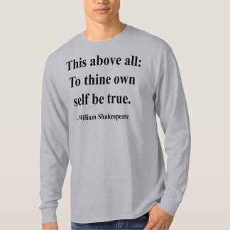 Shakespeare Quote 8a T Shirt