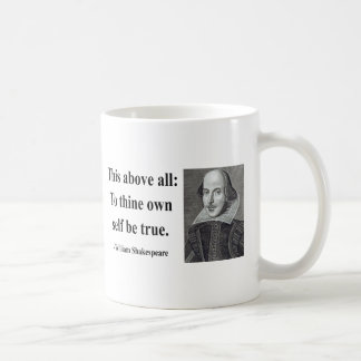 Shakespeare Quote 8b Coffee Mug