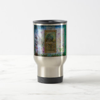 Shakespeare quote from Hamlet, about possibilities Travel Mug