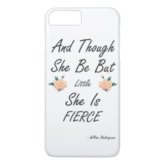 Shakespeare Quote iPhone 7 Plus Case