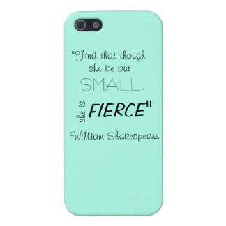 Shakespeare quote iPone Case iPhone 5/5S Cover