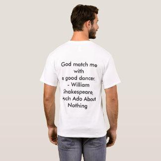 Shakespeare Quote Men's Shirt