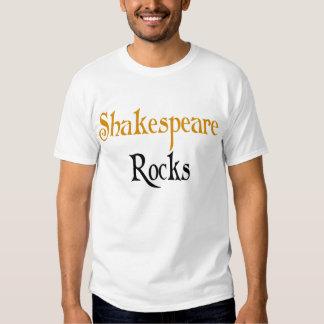 Shakespeare Rocks T-shirt