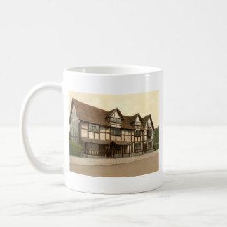 Shakespeare s Birthplace Stratford-upon-Avon UK Coffee Mug