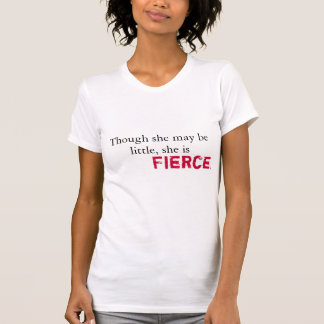 shakespeare - she is fierce and strong T-Shirt