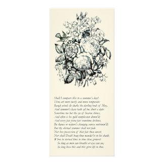 Shakespeare Sonnet 18 Invitations