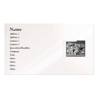 Shakespeare Sonnet # 18 Pack Of Standard Business Cards