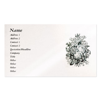 Shakespeare Sonnet # 18 Pack Of Standard Business Cards