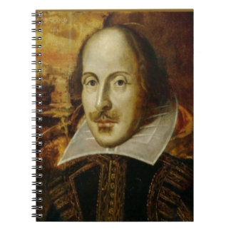 Shakespeare Spiral Note Book