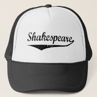Shakespeare Trucker Hat