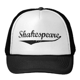 Shakespeare Trucker Hat