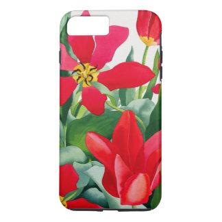 Shakespeare Tulips iPhone 7 Plus Case