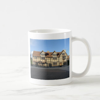 Shakespeare's Birthplace in Stratford Upon Avon Coffee Mugs