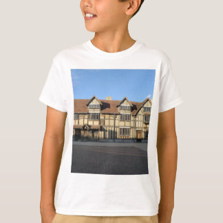 Shakespeare's Birthplace in Stratford Upon Avon T-Shirt