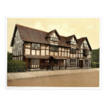 Shakespeare's birthplace, Stratford-on-Avon, Engla