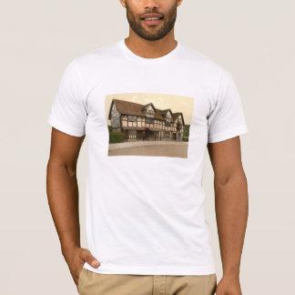 Shakespeare's Birthplace, Stratford-upon-Avon, UK T-Shirt