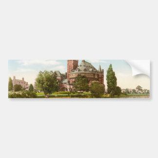 Shakespeare's Memorial Theatre Bumper Sticker