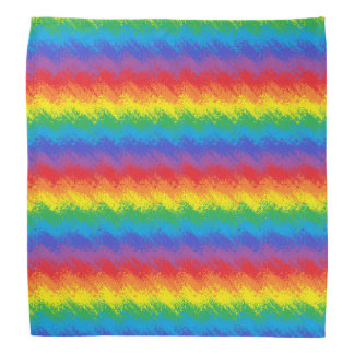 Shaking Rainbow Bandana