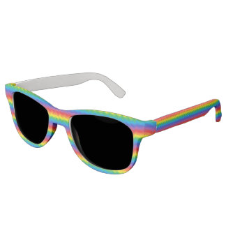 Shaking Rainbow Sunglasses