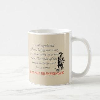 Shall Not Be Infringed Coffee Mug
