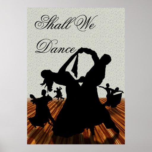 Shall We Dance Poster