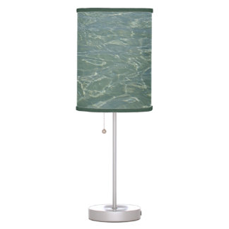 Shallow Water Table Lamp