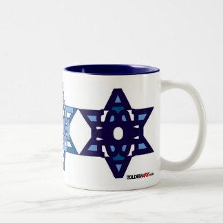 SHALOM Mug White