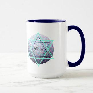 Shalom/Peace Mug