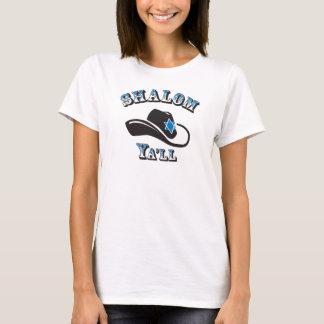 Shalom Ya'll Ladies Shirt